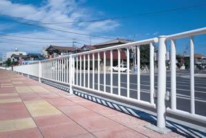 Pavement Fence Nsmp
